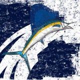 sailfish ilustracja wektor
