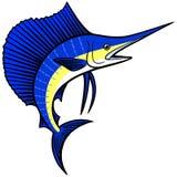 sailfish royalty ilustracja