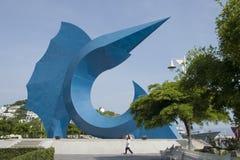 Free Sailfish Sculpture Stock Photos - 27969303