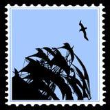 sailfish sylwetki wektor ilustracja wektor
