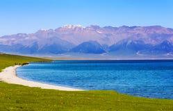 sailimu озера Стоковые Изображения