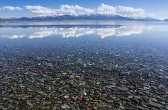 Sailimu Lake Royalty Free Stock Photos