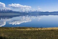 Sailimu Lake Stock Image