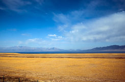 Sailimu Lake Stock Photography