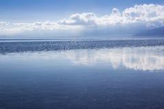 Sailimu sjö Royaltyfria Bilder