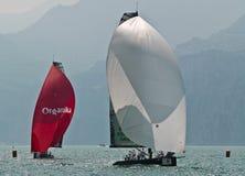 sailing гонки спички Стоковые Фото