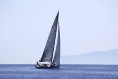 sailing гонки Стоковая Фотография