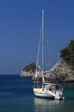 sailing Греции Стоковое Изображение RF