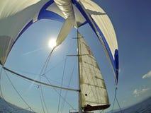 sailing Греции Стоковая Фотография RF