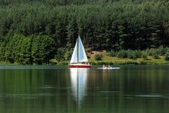 sailing залива Стоковое Фото