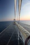 sailing клипера бушприта Стоковые Изображения