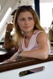 sailing красотки Стоковое фото RF