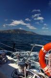 sailing красотки Стоковые Фото