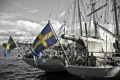 Sailing лета Стоковые Изображения RF