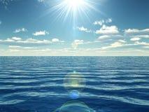 sailing полдня Стоковая Фотография