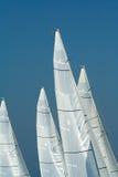 sailing предпосылки хороший плавает ветер Стоковая Фотография