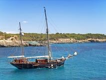 sailing приключения Стоковые Изображения