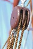 sailing шкива Стоковое фото RF