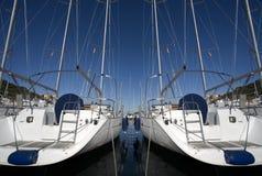sailing шлюпки Стоковая Фотография