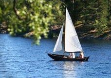 Sailing Royalty Free Stock Image