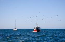 Sailing Royalty Free Stock Photography