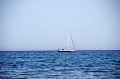 sailing stock afbeelding