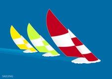 sailing бесплатная иллюстрация