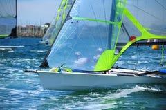 sailing Стоковая Фотография RF