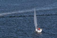 Sailing #2 Stock Photo