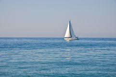 Sailing Royalty Free Stock Photo