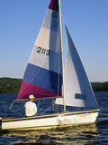 Sailing 3 Royalty Free Stock Photos