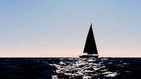 sailing fotografia de stock royalty free
