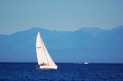 Sailing royalty free stock photos