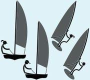sailing stock illustratie