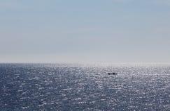 простый sailing Стоковое Фото