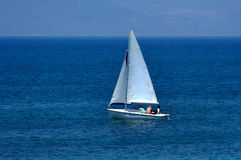 sailing Стоковое фото RF