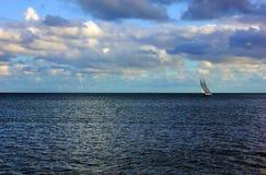 sailing стоковые изображения rf