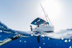 sailing royalty-vrije stock afbeelding