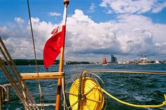 Sailing 7 Royalty Free Stock Photos
