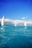 Sailing Royalty Free Stock Image