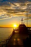 Sailing the Amazon.jpg Royalty Free Stock Photo