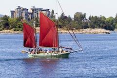 Sailing Away.... Royalty Free Stock Photos