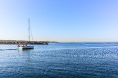 Sailing backgrounds Stock Photography