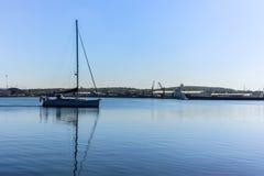 Sailing backgrounds Royalty Free Stock Photos