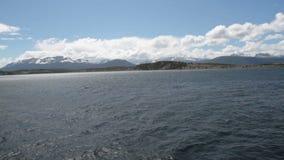 Sailing Beagle Channel, Argentina