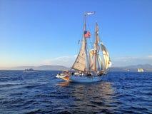 Sailing Bliss Royalty Free Stock Image