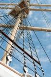 On Sailing Stock Image