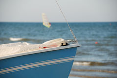 Sailing boat Royalty Free Stock Photo