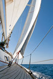 Sailing boat Stock Images