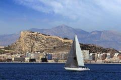 Sailing Boat Royalty Free Stock Photography